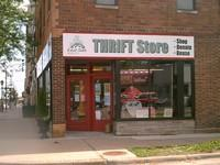 A photo of the small Silver Angel Thrift Store